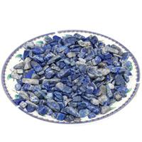 Synthetischer Lapislazuli Perlen, Klumpen, kein Loch, 3-10mm, ca. 1000PCs/kg, verkauft von kg