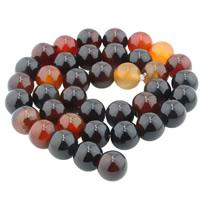 Natürliche traumhafte Achat Perlen, Traumhafter Achat, rund, verschiedene Größen vorhanden, verkauft per ca. 15.5 ZollInch Strang