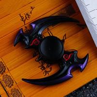 Finger Hand Spinner Gyroskop, Zinklegierung, Spritzlackierung, Emaille, frei von Blei & Kadmium, 50mm, verkauft von PC