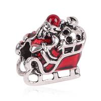 Zink Legierung Europa Perlen, Zinklegierung, Schuhe, antik silberfarben plattiert, ohne troll & Emaille, frei von Blei & Kadmium, 13mm, Bohrung:ca. 4.5-5mm, 10PCs/Tasche, verkauft von Tasche