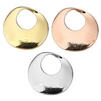 Zinklegierung Verbindungsring, plattiert, keine, frei von Nickel, Blei & Kadmium, 28x2mm, Bohrung:ca. 1mm, Innendurchmesser:ca. 13mm, 20PCs/Menge, verkauft von Menge