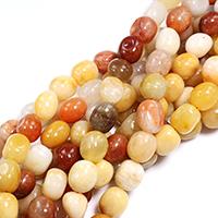 Perle, Klumpen, natürlich, 15x13x13mm, Bohrung:ca. 0.5mm, ca. 24PCs/Strang, verkauft per ca. 16 ZollInch Strang