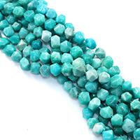 Perle, natürlich, verschiedene Größen vorhanden & facettierte, Bohrung:ca. 0.5-1mm, verkauft per ca. 16 ZollInch Strang