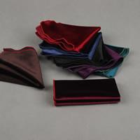 Unisex Taschentuch, Baumwollsamt, Quadrat, keine, 230x230mm, verkauft von PC