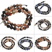 Feuerachat Perle, natürlich, verschiedene Größen vorhanden & facettierte, keine, verkauft per ca. 15.5 ZollInch Strang