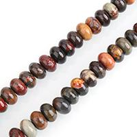 Türkis Perlen, Pinus koraiensis, Rondell, verschiedene Größen vorhanden, verkauft per ca. 15.5 ZollInch Strang