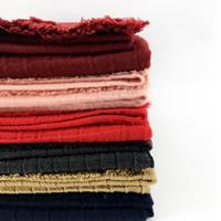 Mode Schal, keine, 220x58cm, verkauft von Strang
