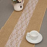 Tischdecke, Leinen, 300x2750mm, verkauft von Strang