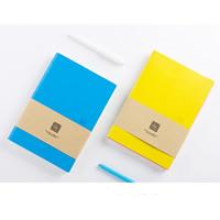 Notizbuch, PU Leder, mit Papier, Rechteck, mit Brief Muster, keine, 143x213x23mm, verkauft von PC