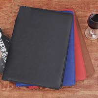 Notizbuch, PU Leder, mit Papier, Rechteck, keine, 250x335x20mm, verkauft von PC