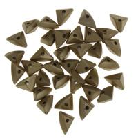 Acryl Schmuck Perlen, 10.50x7x5mm, Bohrung:ca. 1.5mm, ca. 3090PCs/Tasche, verkauft von Tasche