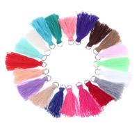 Zinklegierung mit Nylonschnur, Platinfarbe platiniert, keine, frei von Nickel, Blei & Kadmium, 20-30mm, Bohrung:ca. 2-3mm, 100PCs/Tasche, verkauft von Tasche