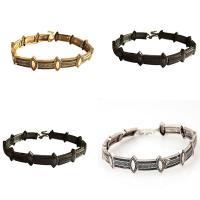 Mode-Halskette, Zinklegierung, plattiert, für Frau, keine, frei von Blei & Kadmium, 300mm, verkauft per ca. 11.5 ZollInch Strang