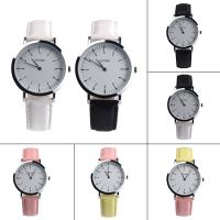 Damen Armbanduhr, mit Glas & Edelstahl & Zinklegierung, plattiert, für Frau, keine, 37x8mm, Länge:ca. 9 ZollInch, verkauft von PC