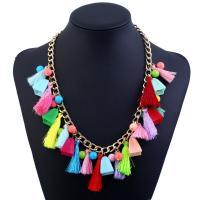 Caddice Halskette, mit Harz & Zinklegierung, mit Verlängerungskettchen von 5cm, für Frau, frei von Blei & Kadmium, 500mm, verkauft per ca. 19.5 ZollInch Strang