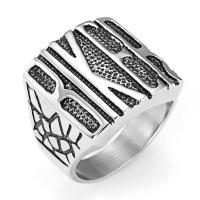 Titanstahl Fingerring, poliert, verschiedene Größen vorhanden & für den Menschen & Schwärzen, 23mm, Bohrung:ca. 15mm, verkauft von PC