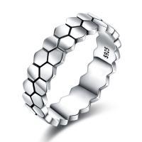 comeon® Finger-Ring, Thailand, mit Verlängerungskettchen von 1.9lnch, verschiedene Größen vorhanden & für Frau, 5mm, verkauft von PC