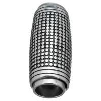 Edelstahl Magnetverschluss, Schwärzen, 14x31x14mm, Bohrung:ca. 7.8mm, 8mm, 10PCs/Menge, verkauft von Menge