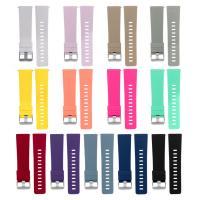 Uhrenarmbänder, Silikon, Edelstahl Dornschließe, verschiedene Größen vorhanden, keine, 23mm, verkauft von Strang