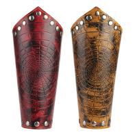 Kuhhaut Armband, mit Zinklegierung, silberfarben plattiert, für den Menschen, keine, 213mm, Länge:ca. 10 ZollInch, verkauft von PC
