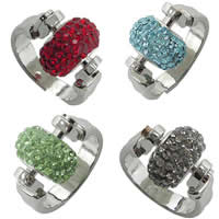 Rhinestone European Finger Ring