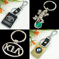 Gets.cn Zinc Alloy Auto Logo Key Chain