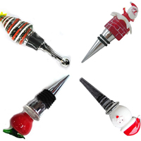 Gets.cn Christmas Bottle Stopper