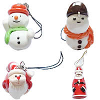 Christmas Cell Phone Lanyard