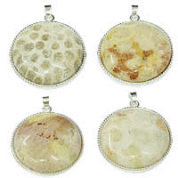 Chrysanthemum Pendants